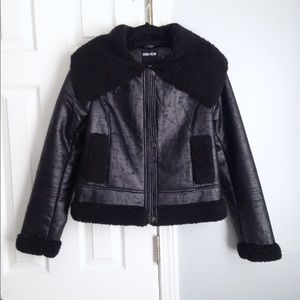 Sienna and Bellini bomber jacket